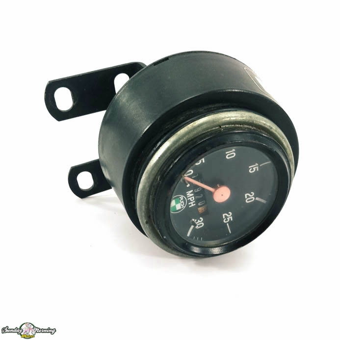 puch magnum xk speedometer and housing assy