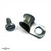 Sears Allstate Moped Front Brake Cable Clamp
