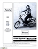 Sears Free Spirit Moped Owners Manual