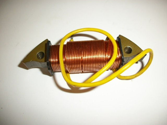 NOS Puch Moped Bosch 26w Magneto Coil - Headlight