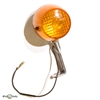 Cat Eye Moped Left Turn Signal Assembly