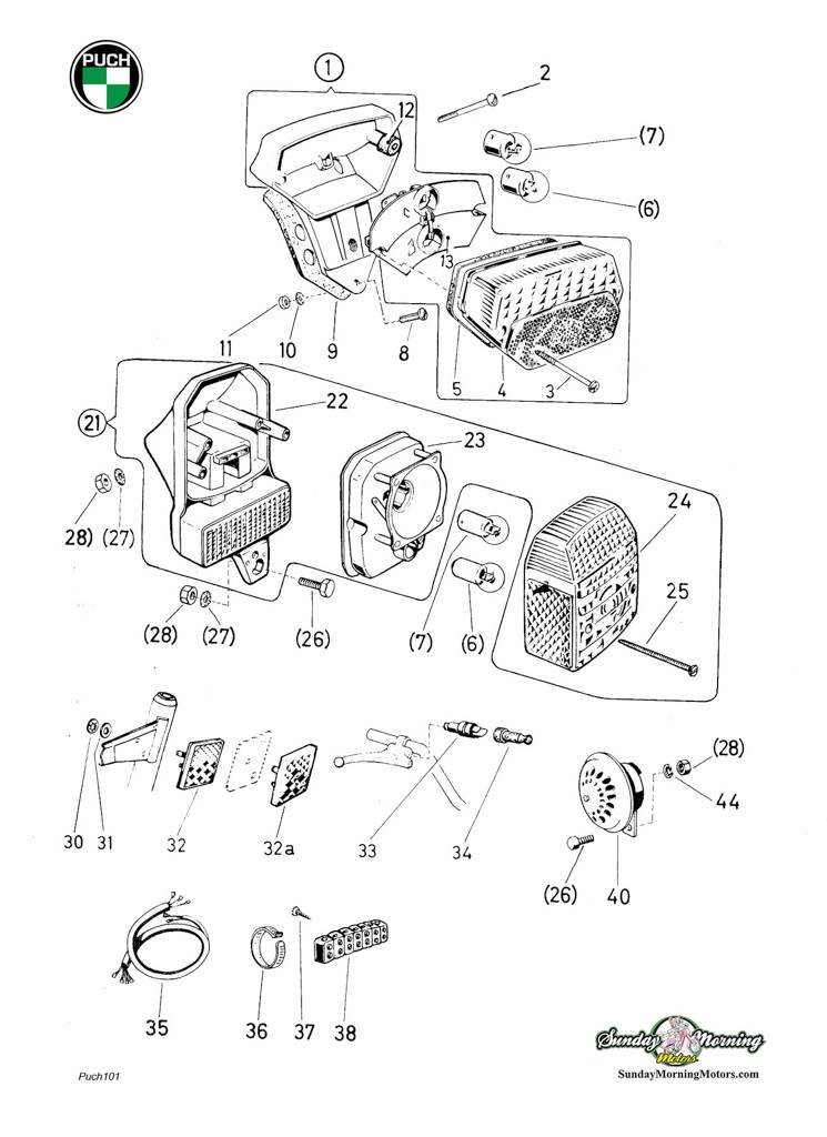 sachs moped wiring diagram  diagram  auto wiring diagram