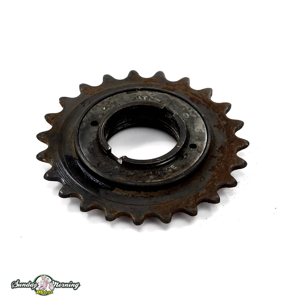 Puch moped freewheel sprocket 23 tooth for Freewheel sprocket for electric motor