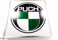 Lighted Puch Sign