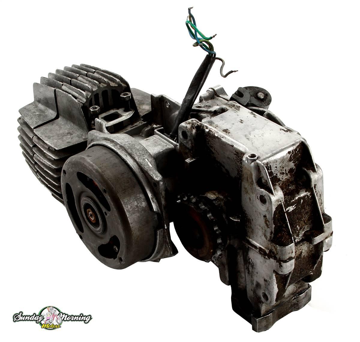 Puch E50 High-Torque Engine