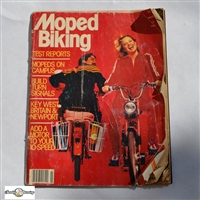 Used Moped Biking Magazine