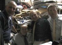 Interview of Joe Franklin by Sisco,Serwatka & Sullivan on 9/5/03 in Joe's Manhattan office