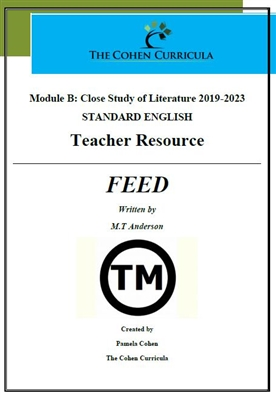 The Cohen Curricula HSC Teacher Resource: Module B: Feed
