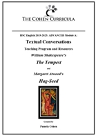 Module A: Textual Conversations: The Tempest and Hag-Seed