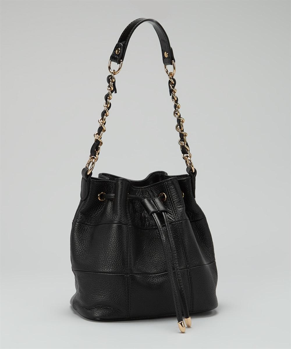 a4d65c5386 Tiffany & Fred Leather Hobo Shoulder Bag, black