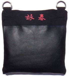 Everything Wing Chun - Ultimate Wall Bag 01 - Standard v12 - Genuine Leather