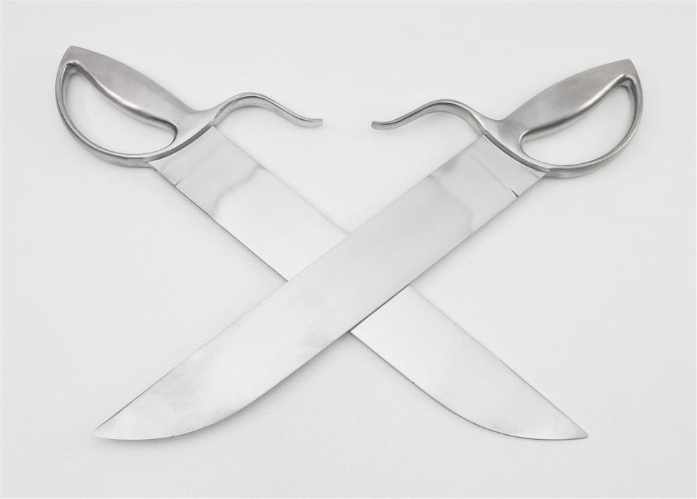 Wing Chun Butterfly Swords: TRAINING - FLAGSHIP - Stabber 14 Aluminum