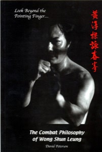 David Peterson - Look Beyond the Pointing Finger: the Combat Philosophy of Wong Shun Leung