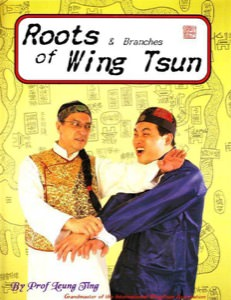 Leung Ting Wing Tsun Kung Fu Books and DVDs