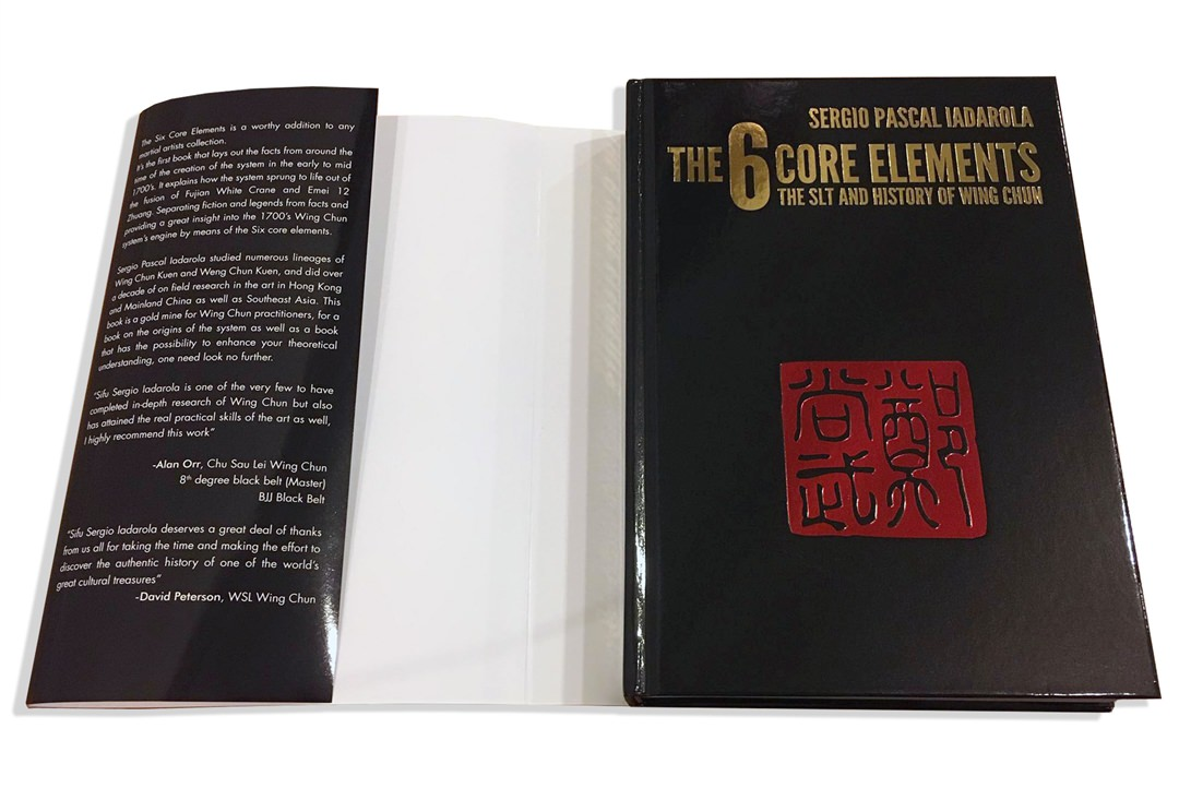 Book sifu sergio 6 core elements 2nd ed click fandeluxe Choice Image