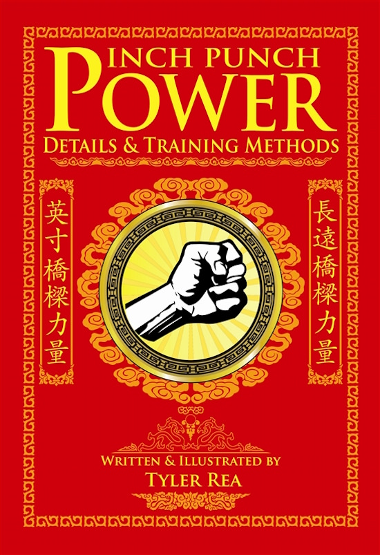 Tyler Rea - Inch Punch Power - Details and Training Methods - Book