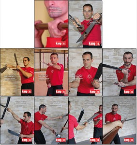 Bundle - Sifu Taner & Sifu Graziano - Weapons Bundle