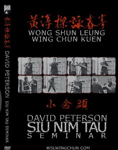 David Peterson - Siu Nim Tao Seminar