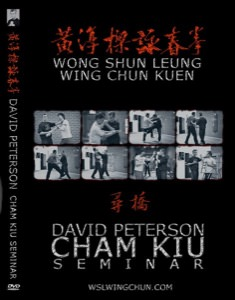 David Peterson - Cham Kiu Seminar