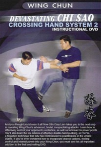 Gary Lam - Devastating Chi-Sao Crossing Hand System Instructional 2