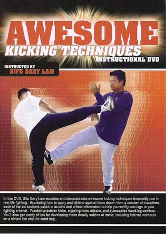 Gary Lam - Awesome Kicking Techniques
