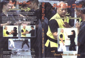 Eddie Chong - Pak Sao Drill and Advanced Footwork DVD