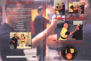 Eddie Chong - Advanced Chi Sao DVD