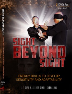 Sifu Harinder Singh Sabharwal - Sight Beyond Sight (2 DVD Set)