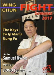 Samuel Kwok - Mastering Wing Chun - Ip Man's Kung Fu Vol 13 - Fighting Seminar