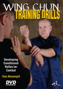 Tony Massengill - Wing Chun - Training Drills DVD