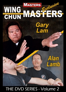 VIDEO: Wing Chun Masters Vol 2 - Gary Lam and Alan Lamb