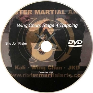 Jon Rister - Wing Chun Stage 4 Trapping