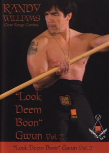 Randy Williams - Look Deem Boon Gwun (Long Pole) Vol 2 DVD (PAL format)