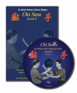 Sam Chan - Chi Sao Level 2 DVD