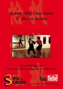 Sifu Sergio Iadarola -  Biu Tse Section 3 - DVD
