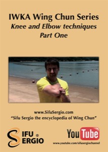 Sifu Sergio Iadarola - IWKA Wing Tjun Series - Knee and Elbow Techniques Part 1