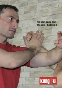 Sifu Taner & Sifu Graziano - Chi Sao Section 3 DVD