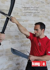 Sifu Taner & Sifu Graziano - 31 - Baat Cham Dao (Butterfly Swords) Applications DVD 5 of 8