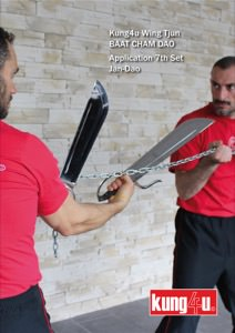 Sifu Taner & Sifu Graziano - 33 - Baat Cham Dao (Butterfly Swords) Applications DVD 7 of 8