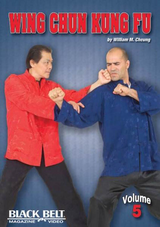 William Cheung - Wing Chun Kung Fu DVD 5