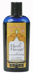 Liniment - Muscle Massage - 4 oz