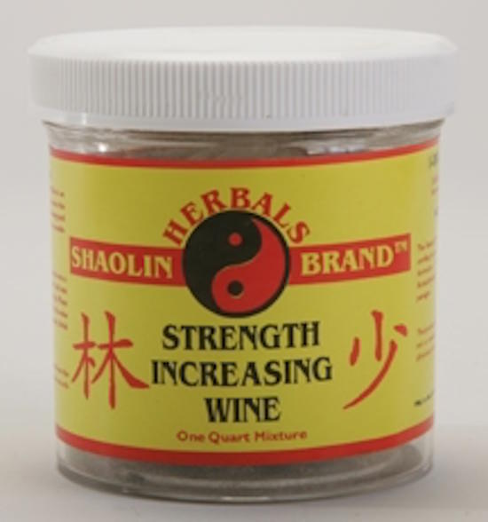 Wine - Shaolin - Strength Increasing Wine
