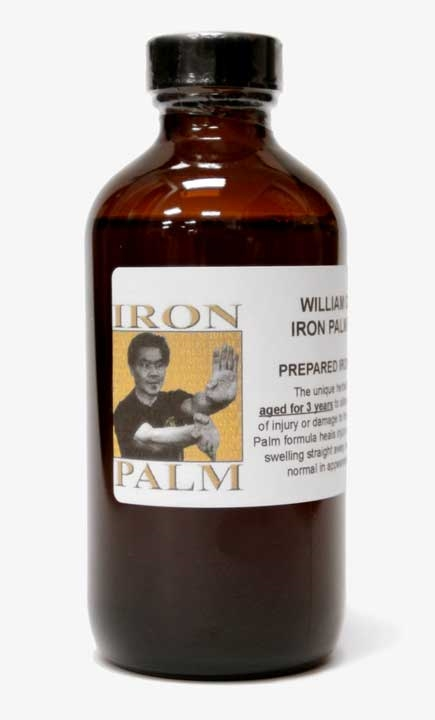 William Cheung 100-Day Iron Palm Jow - (Conditioning/Iron) (Aged 4+ years) - 8oz (Limited Edition)