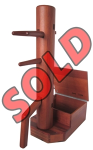 MasterPath Platinum Series - Free-Standing with Box (Solid Jatoba)