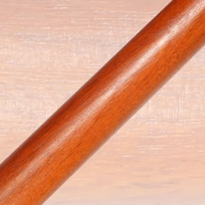 Long Pole - Iron Wood - 2.75m (107.5 in) (Varnished)
