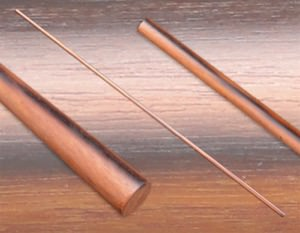 "Ultimate Single ""Qwan Din"" (Quan Dim)  Wood Long Pole 93 inches"
