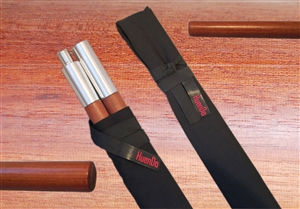 Ultimate Single LONG POLE: MasterPath - 2-Part Pole in Kotibe Wood