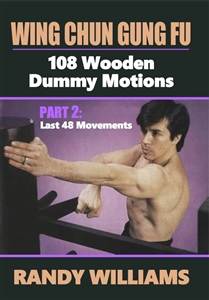 DOWNLOAD: Randy Williams - WCGF 08 - 108 Wooden Dummy Motions Part 2