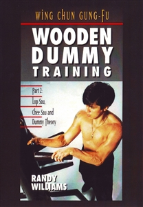 DOWNLOAD: Randy Williams - WCGF 10 - Wooden Dummy Training Part 2: Lop sau, Chee sau & Dummy
