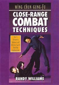 DOWNLOAD: Randy Williams - WCGF 13 - Close-Range Combat Techniques Part 3: Emergency Defenses